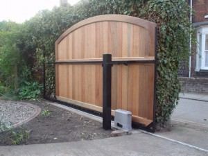 automatic gate system